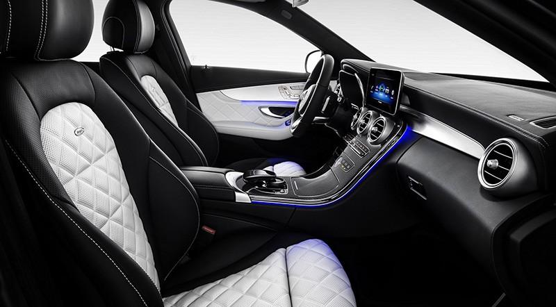 Mercedes Benz C Klasse Limousine 2018 Motoraty