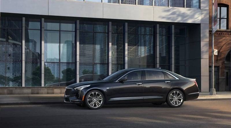 Cadillac 4 2l Twin Turbo V8 To Grace Ct6 V Sport In The Middle East Motoraty