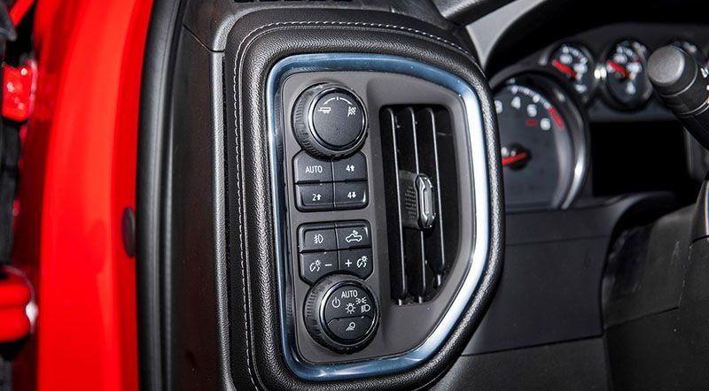 2019-Chevrolet-Silverado-1500-LT-Trail-Boss-interior-4WD ...