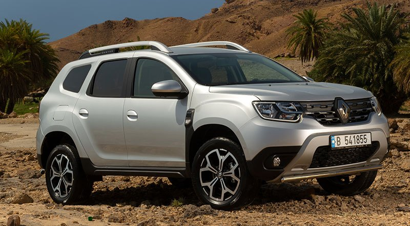 8202ec9115a 2019 Renault Duster to Arrive in the UAE in September - Motoraty