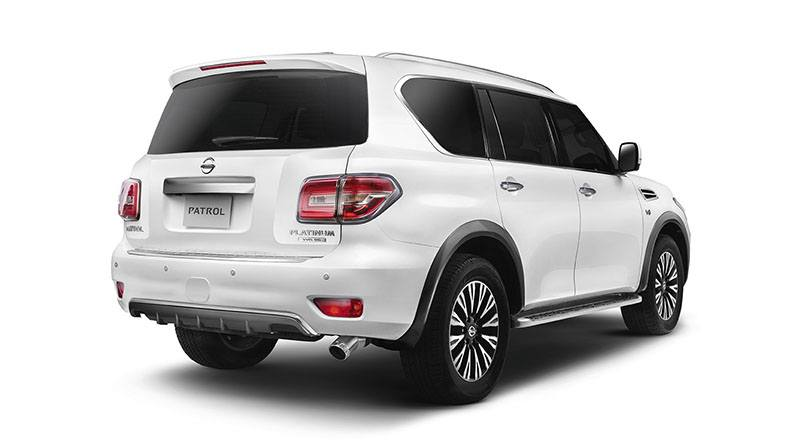 Nissan Patrol MY19 Gets a New Brave Expression, Hits the