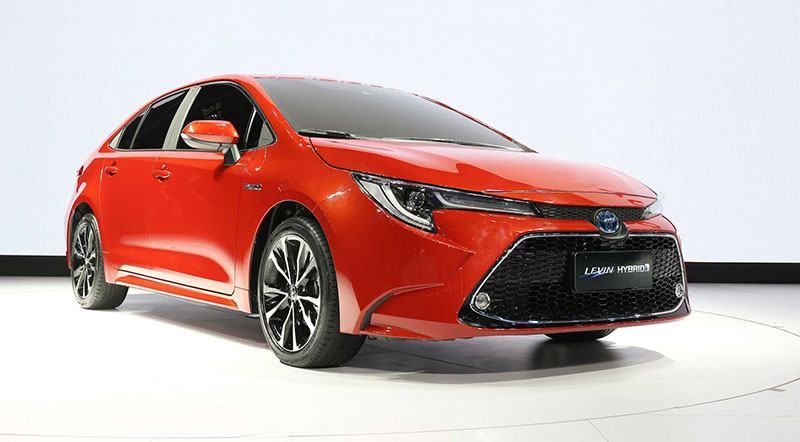 2020 Toyota Corolla Sedan 155 Motoraty
