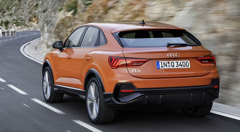2020 Audi Q3 Sportback Comes With A Sporty Appearance Motoraty