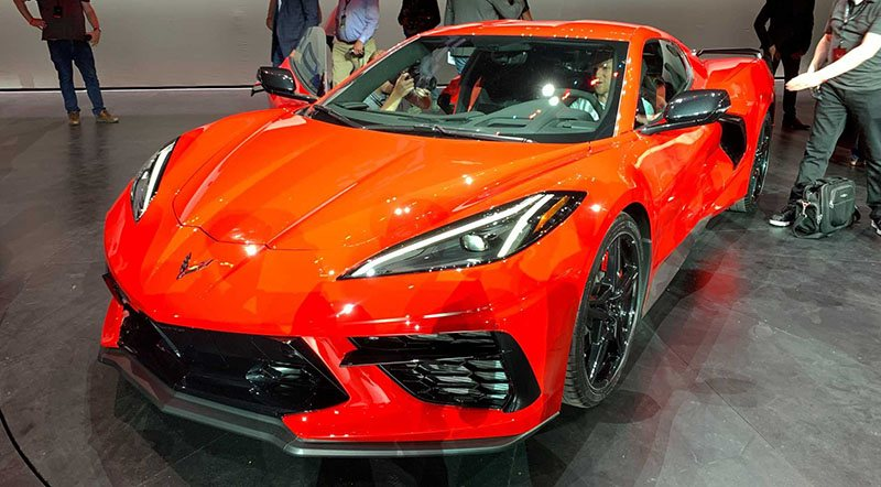 2020 Chevrolet Corvette Stingray Costs Less Than 60k Motoraty