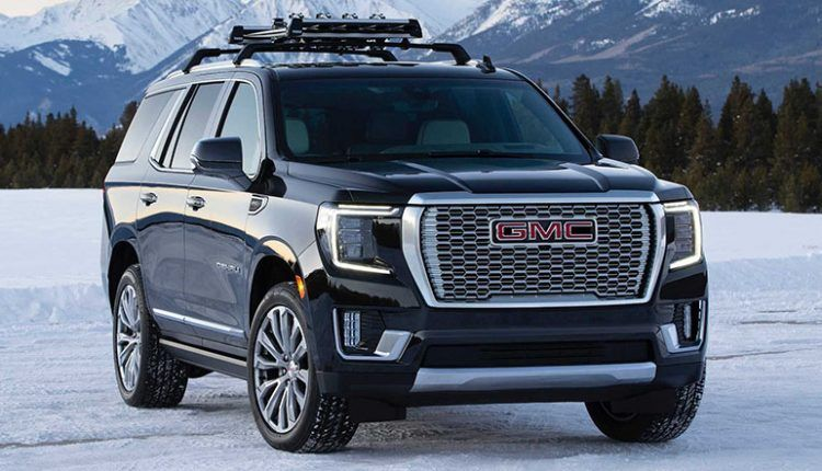 2021 yukon prices are just a touch expensive than the 2020