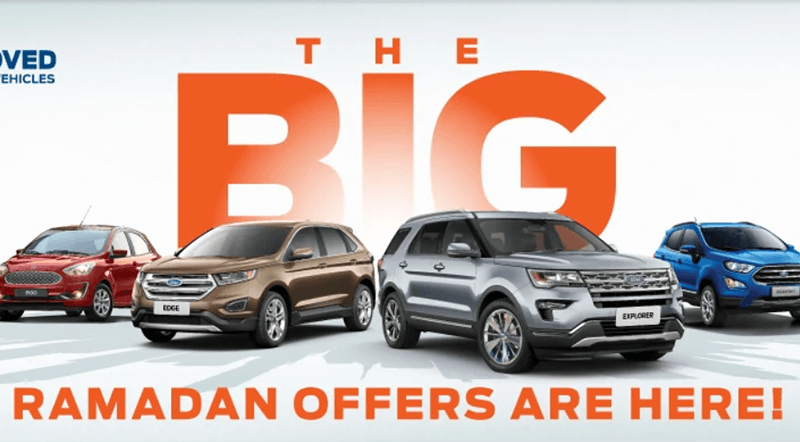 Ford And Lincoln 2020 Ramadan Deals For Uae Customers Motoraty