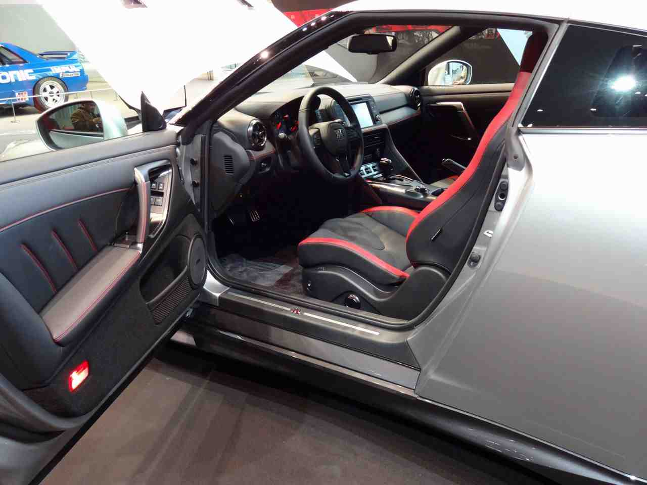 Internal 2017 Nissan Gt R Track Edition موتوراتي