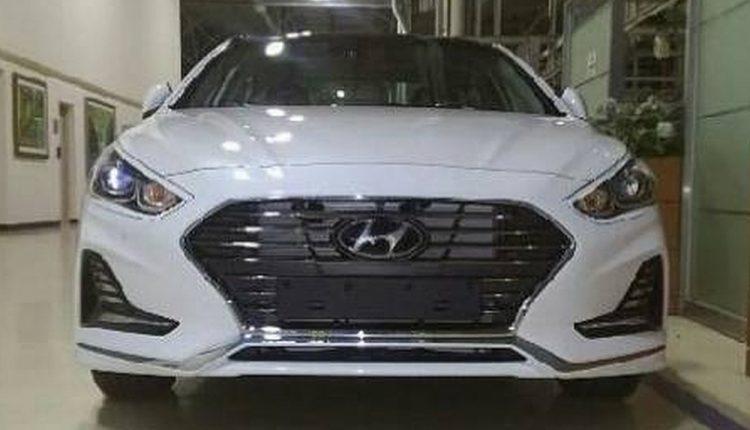 بالصور سيارة هيونداي سوناتا 2018 الجديدة